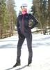 Nordski Jr Motion детский лыжный костюм blueberry-pink - 1