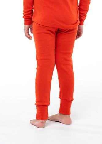 Janus Prince or Princess Wool термокальсоны детское апельсиновые - 2