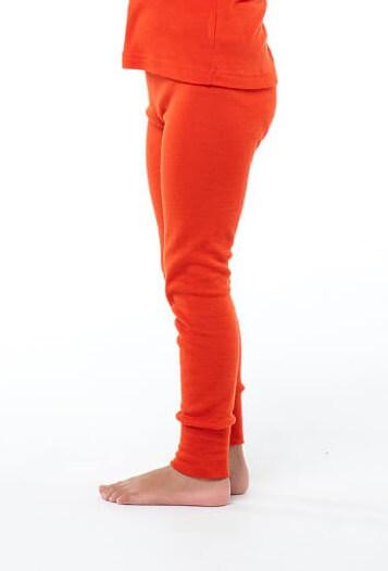 Janus Prince or Princess Wool термокальсоны детское апельсиновые - 3