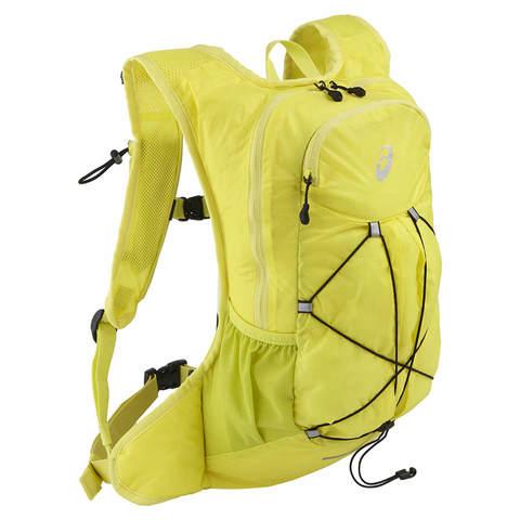 Asics Lightweight Running Backpack рюкзак желтый