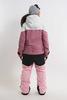 Cool Zone VIBE комбинезон для сноуборда женский белый-розовый - 4