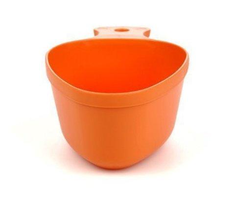 Wildo Kasa Army портативная кружка-миска orange