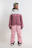 Cool Zone VIBE комбинезон для сноуборда женский белый-розовый - 1