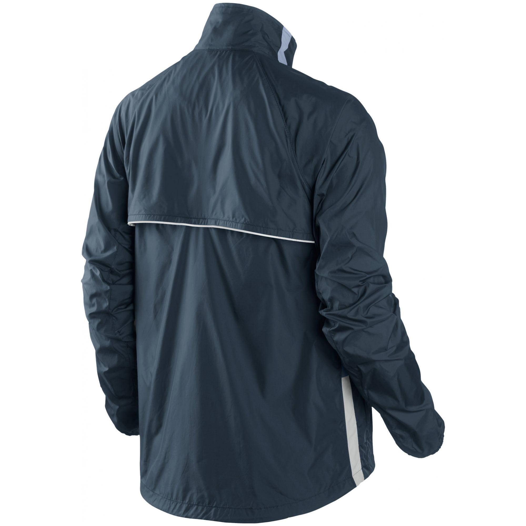 Ветровка Nike Windfly Jacket (W) тёмно-серая - 2