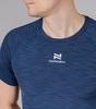 Nordski Pro футболка тренировочная мужская blue - 4