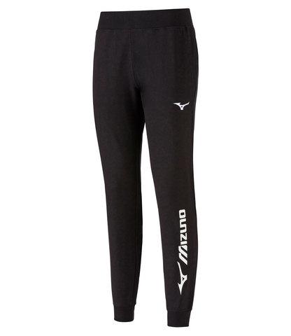 Mizuno Terry Pant мужские спортивные брюки черные