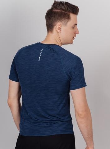 Nordski Pro футболка тренировочная мужская blue