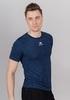 Nordski Pro футболка тренировочная мужская blue - 3