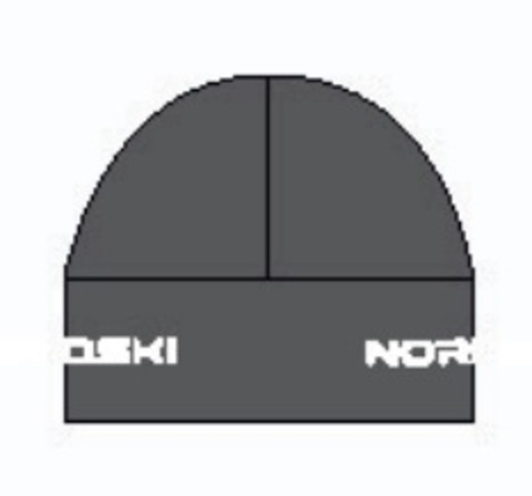 Nordski Warm шапка graphite
