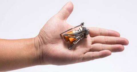 Fire-Maple Hornet портативная титановая горелка