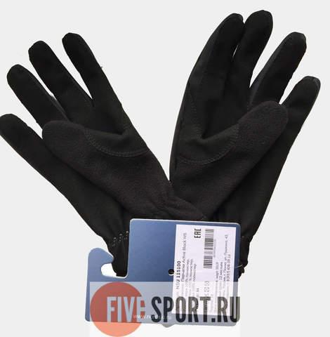 Nordski Jr Active WS перчатки детские black