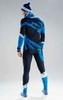 Nordski Premium лыжный гоночный комбинезон deep blue - 2