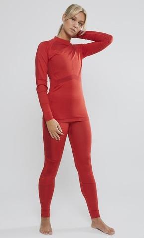 Craft Active Intensity женское термобелье комплект red