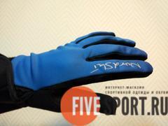 Nordski Racing WS лыжные перчатки Blue