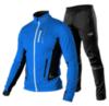 Victory Code Speed Up разминочный лыжный костюм синий - 1