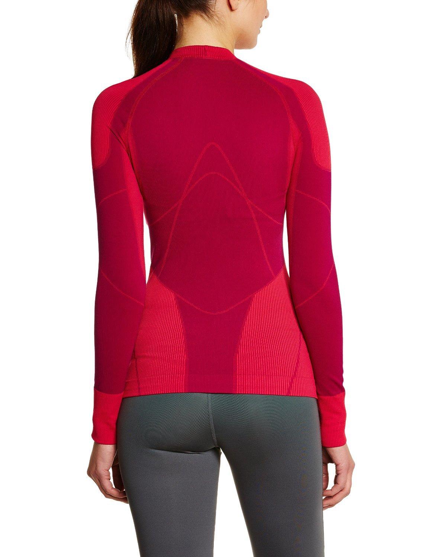 Термобелье Рубашка Craft Warm женская pink - 3