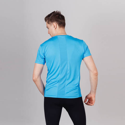 Nordski Sport Elite спортивный комплект мужской light blue