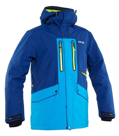 Горнолыжная Куртка 8848 Altitude LEDGE  мужская BERLINER  BLUE