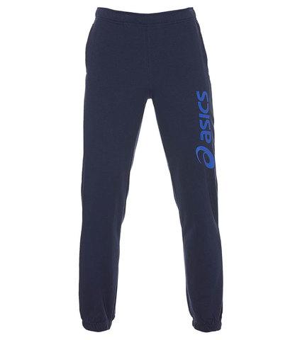 Asics Big Logo Sweat Pant спортивные брюки мужские синие