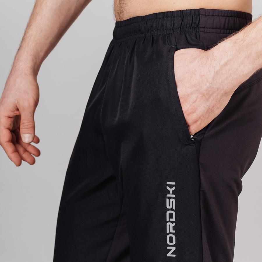 Nordski Sport костюм для бега мужской red-blue - 7