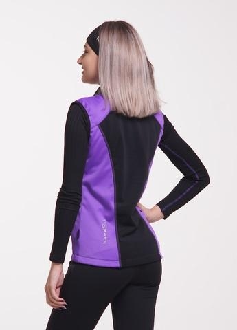 Nordski Premium детский лыжный жилет purple