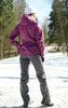 Nordski Motion ветрозащитный костюм женский iris-grey - 2
