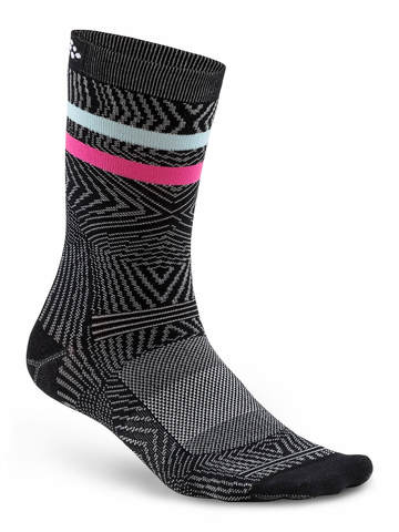 Craft Pattern спортивные носки черные