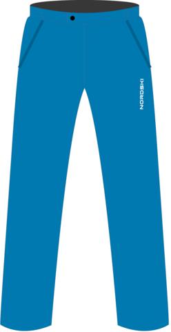 Nordski ветрозащитные брюки женские blue