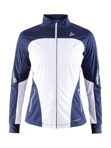 Craft Sharp XC лыжная куртка женская темно-синяя