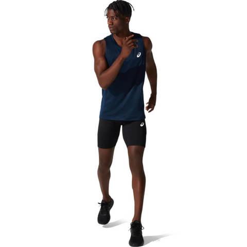 Asics Core Sprinter тайтсы для бега мужские черные