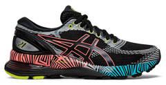 Asics Gel Nimbus 21 Ls кроссовки для бега женские черные
