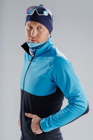 Nordski Premium лыжная куртка мужская light blue