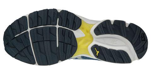 Mizuno Wave Rider TT кроссовки для бега мужские синие (Распродажа)