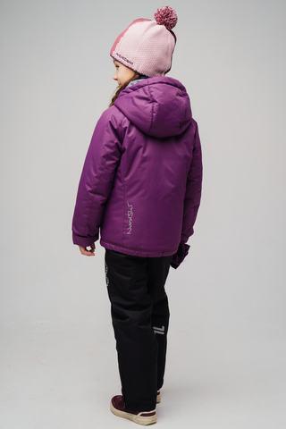 Nordski Kids Motion зимний лыжный костюм детский purple
