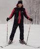 Nordski Extreme горнолыжная куртка мужская black-red - 6