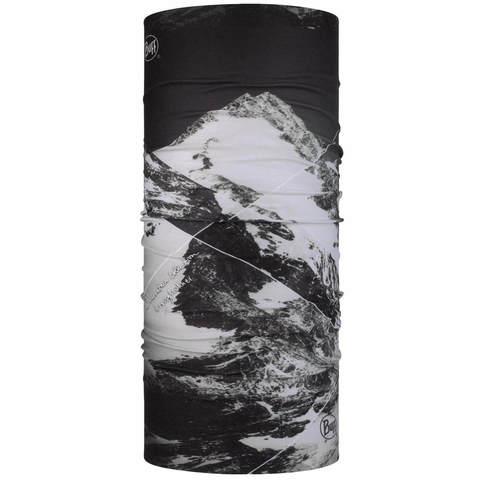 Buff Mountain Collection Original Grosglockner многофункциональная бандана черная-белая