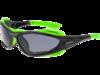 Goggle Aura+ спортивные солнцезащитные очки black-green - 1