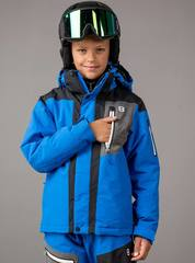 8848 Altitude Aragon-2 горнолыжная куртка детская blue