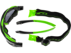 Goggle Aura+ спортивные солнцезащитные очки black-green - 2