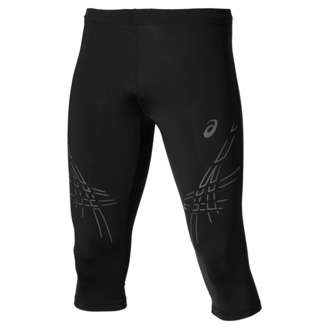 ASICS STRIPE KNEE TIGHT мужские капри