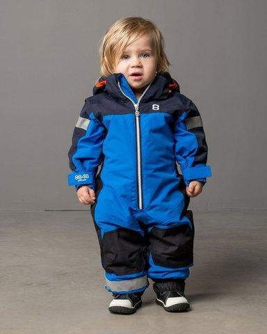 8848 Altitude Raison Min детский горнолыжный комбинезон blue