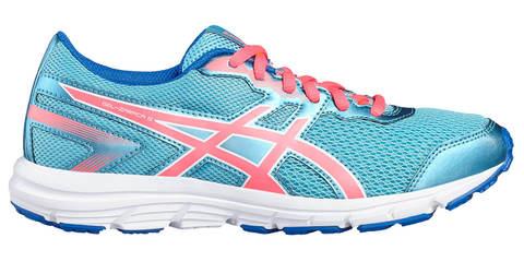 Asics Gel Zaraca 5 Gs кроссовки для бега подростковые голубые