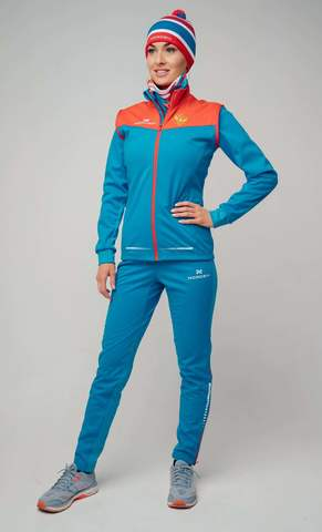 Nordski Pro RUS лыжный костюм женский