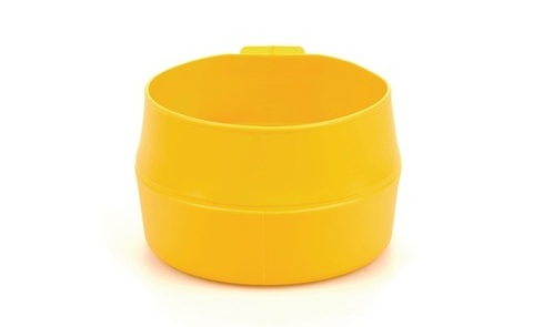 Wildo Fold-A-Cup Big портативная складная кружка lemon