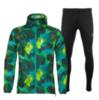 Asics Fuzex Packable Silver костюм для бега мужской зеленый - 1
