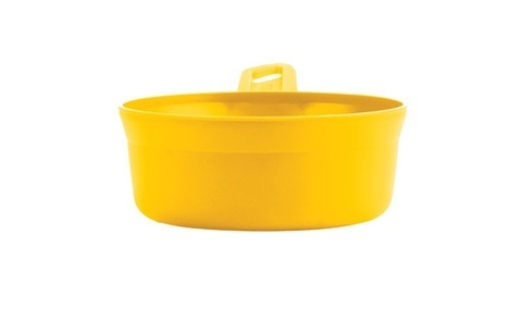 Wildo Kasa Bowl XL туристическая миска lemon