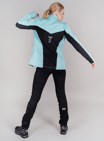 Nordski Jr Base детский беговой костюм mint