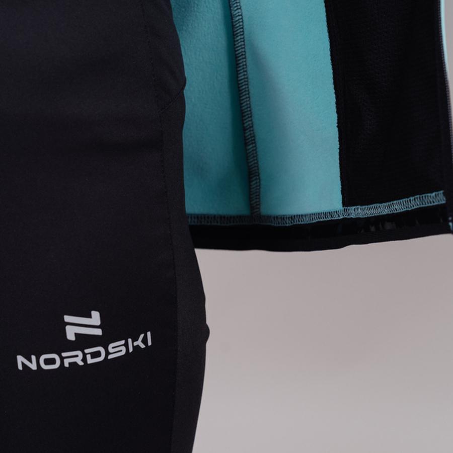 Nordski Jr Base детский беговой костюм mint - 6