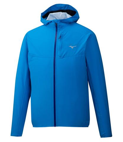 Mizuno Endura 20k Jacket куртка для бега мужская голубая