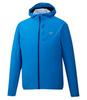 Mizuno Endura 20k Jacket куртка для бега мужская голубая - 1